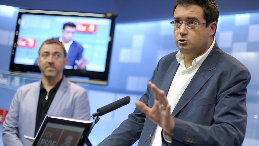 Óscar López cree que los rescates generan una desconfianza brutal de España