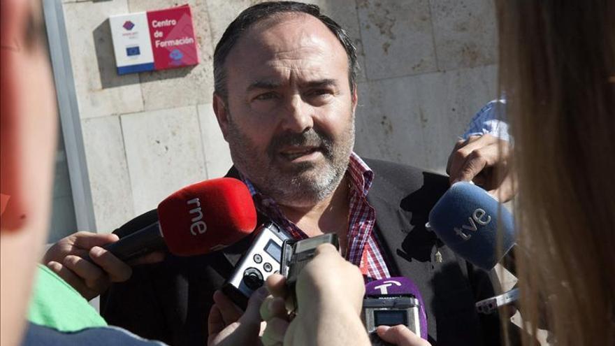 Méndez clausura hoy el VI Congreso de UGT CLM que reelegirá a Carlos Pedrosa