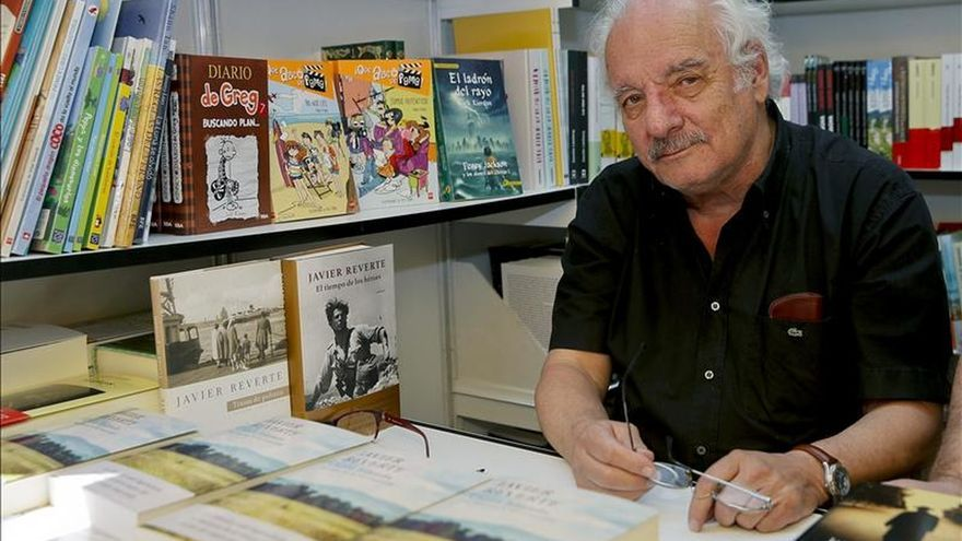 Javier Reverte preside la novena edición del Premio Logroño de Novela