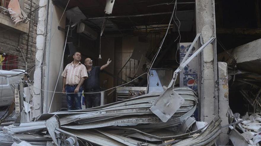 El régimen sirio consuma el cerco a los rebeldes en Alepo
