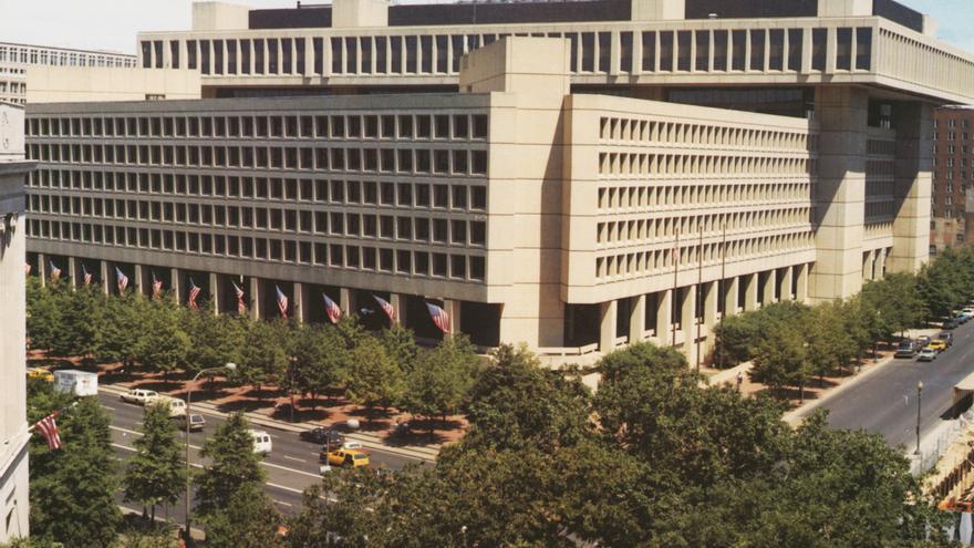 El edificio J. Edgar Hoover, del FBI