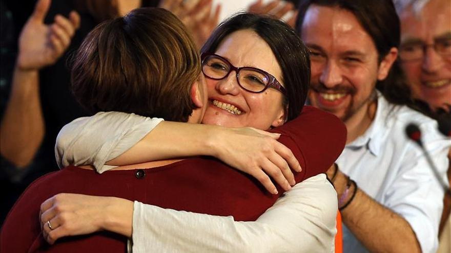 Oltra: Los valencianos reventarán las urnas y harán presidente a Iglesias