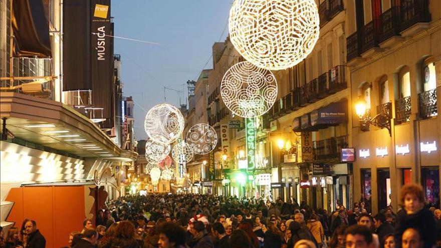 Los hogares españoles gastarán una media de 684 euros extra estas navidades