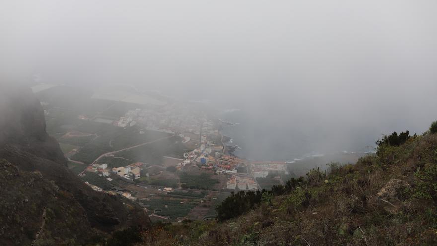 Cielos nubosos para cerrar la semana en Canarias