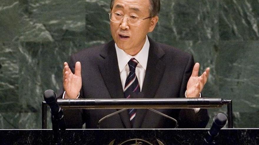 Al despedirse de la ONU, Ban Ki-moon afirma que nunca dejó de soñar