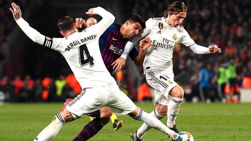 Clásico Barcelona Real Madrid Copa del Rey