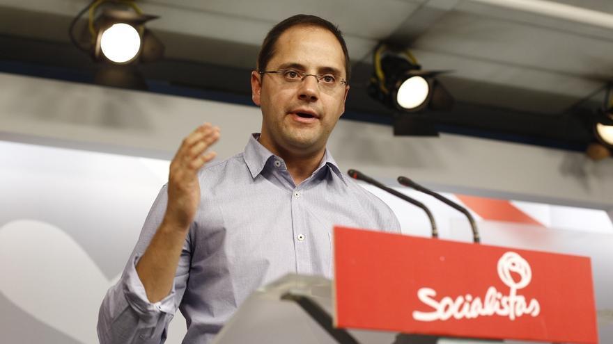 "Luena (PSOE) replica a Cospedal que lo peligroso es ""decir que otros partidos políticos son peligrosos"""