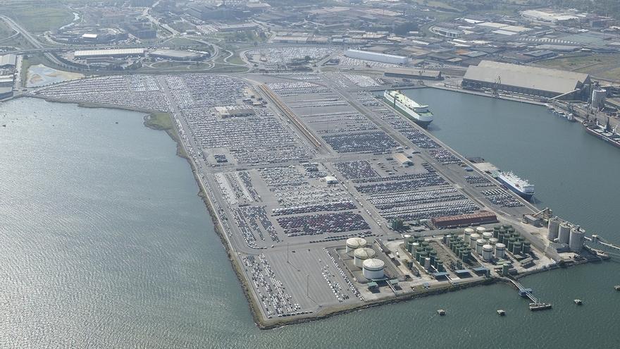 Las exportaciones crecen un 7,1% en febrero en Cantabria y las importaciones un 13,9%