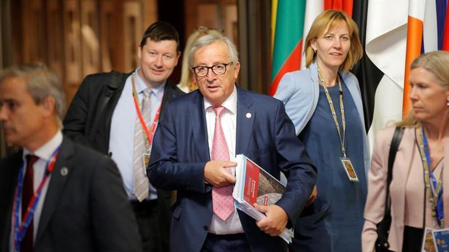 La UE acuerda la creación voluntaria de centros para inmigrantes en sus países