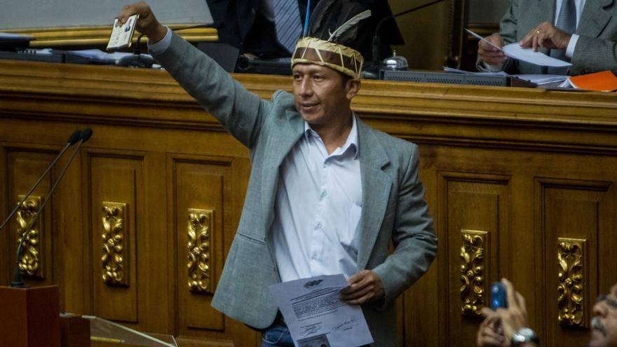 La oposición venezolana denuncia la presencia del ELN en territorios indígenas
