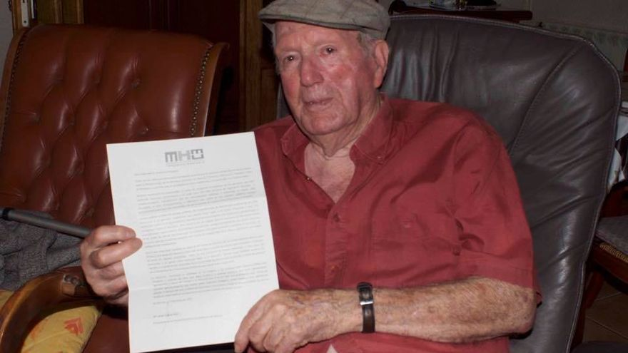 Fallece Francisco Griéguez, el murciano superviviente de Mauthausen