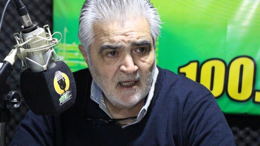 Sergio Acevedo, ex gobernador de Santa Cruz.