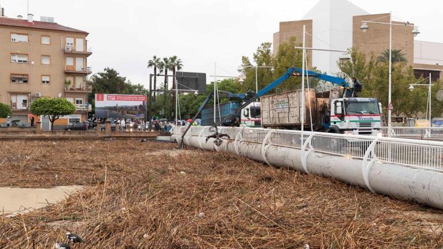 La DANA se ceba con Murcia que ha anotado las mayores lluvias, con 191,9 l/m2