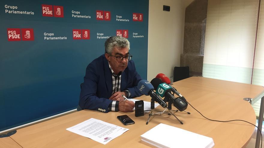 Fallece el diputado del PSdeG Raúl Fernández