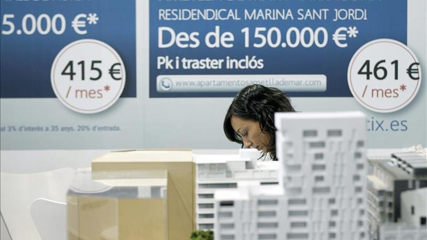 La venta de viviendas cae el 6,8 por ciento en el tercer trimestre