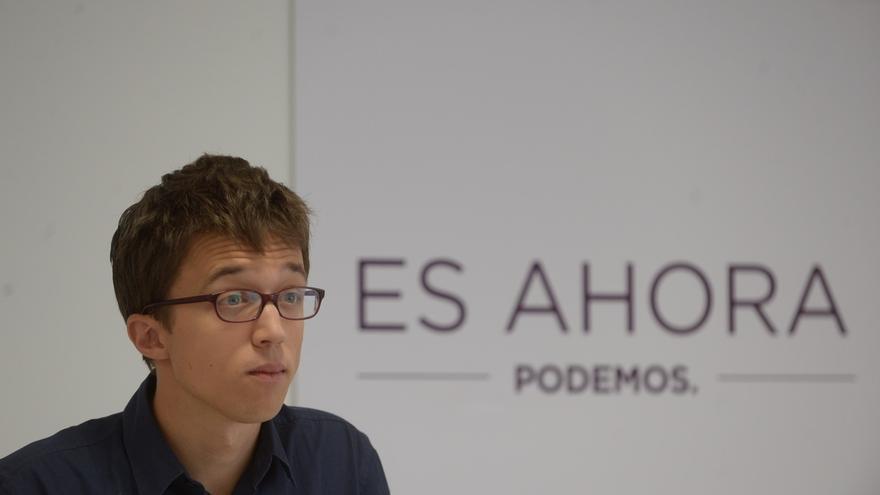 Íñigo Errejón y Álvaro Jaén presentan este miércoles la candidatura autonómica de Podemos Extremadura
