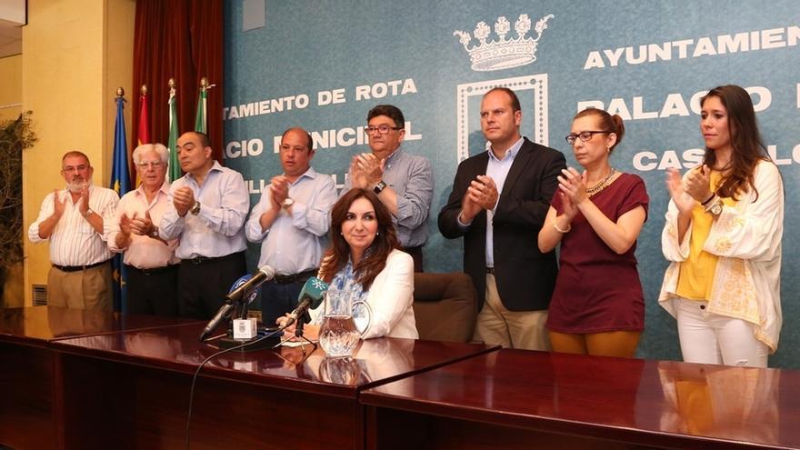 La alcaldesa de Rota (Cádiz) recurrirá la condena del caso 'Horas Extra' y no seguirá de edil en la nueva legislatura