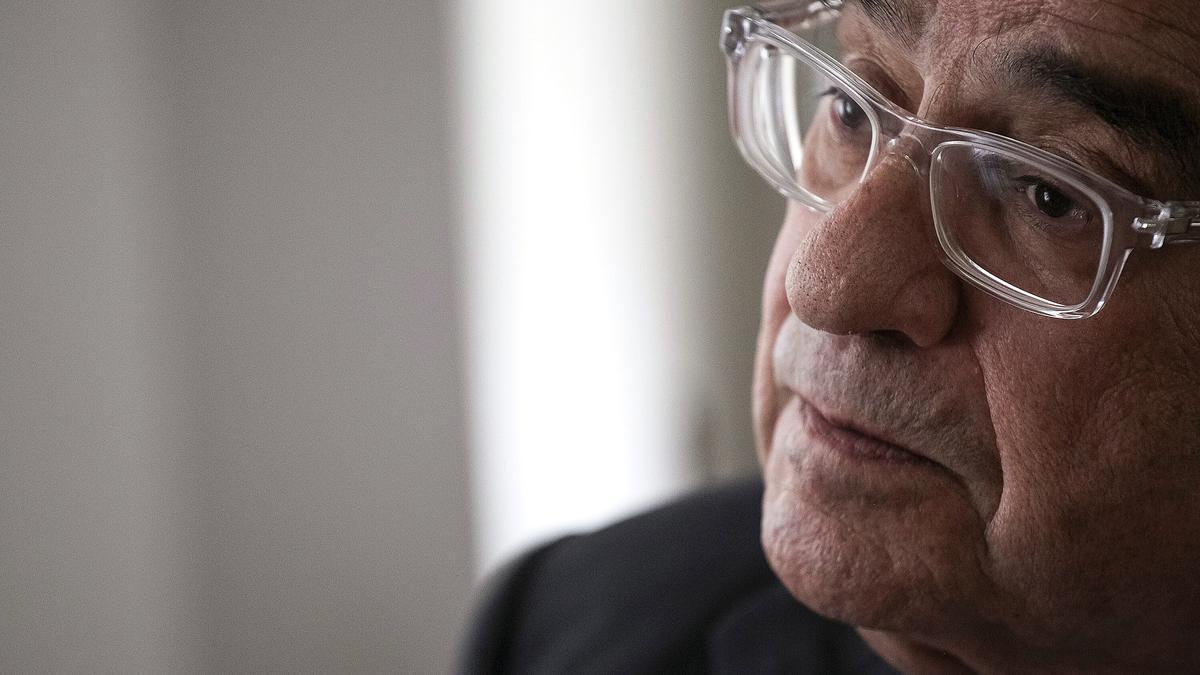 El exministro del Interior Rodolfo Martín Villa. EFE/Santi Donaire/Archivo