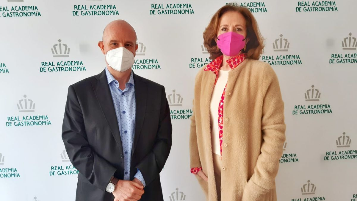 Lourdes Plana y Antonio Mateo