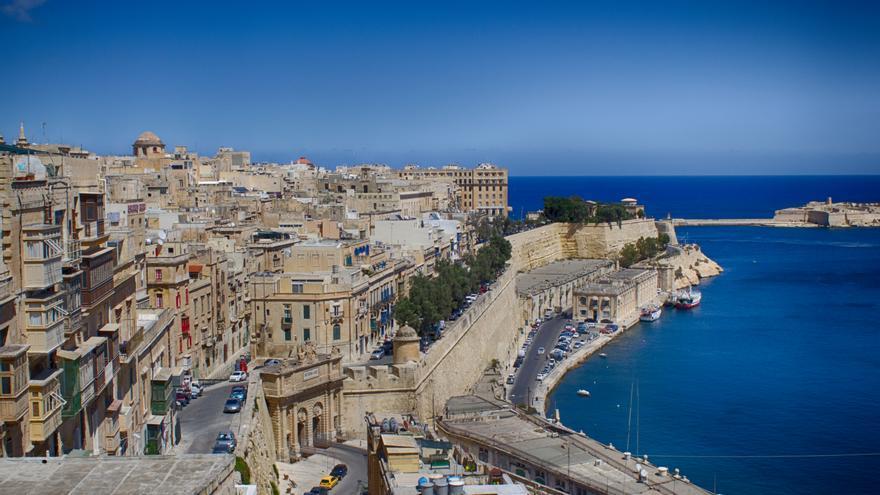La Valeta, Malta. Flickr.