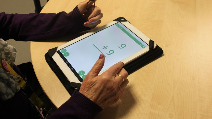 La tecnología puede mejorar la calidad de vida de las personas con Alzheimer