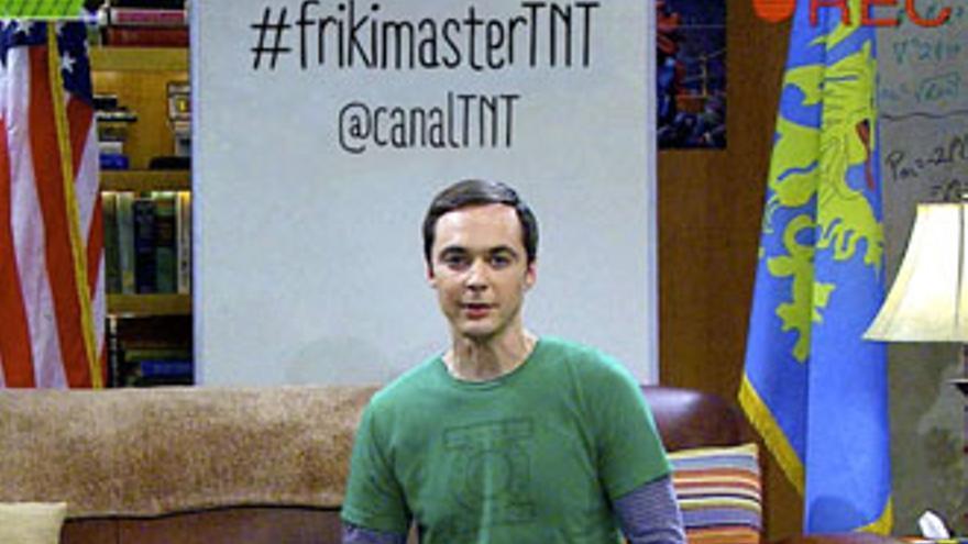 Se busca al mayor friki de España, con la voz de Sheldon de 'The Big Bang Theory'