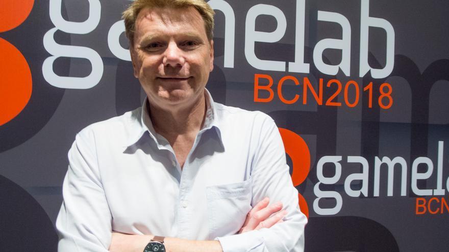 Dave Jones, creador de Grand Theft Auto y Lemmings