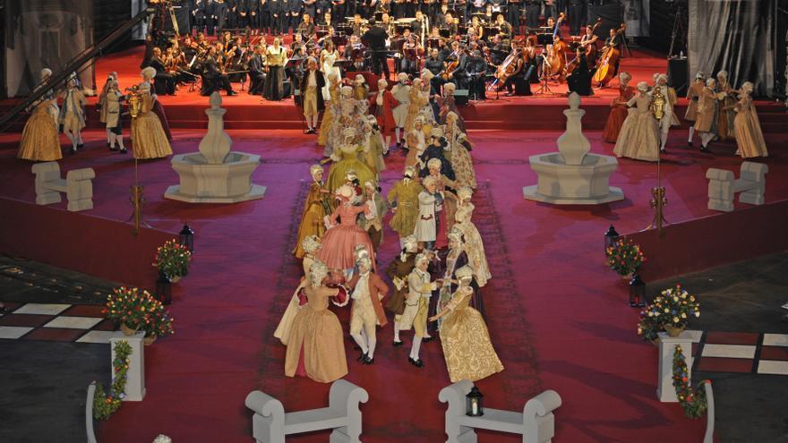 Festival del Siglo XVIII.