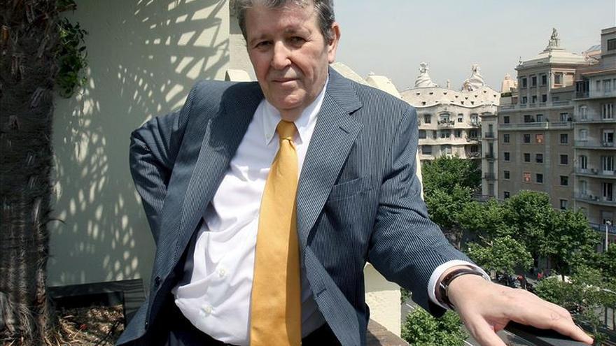 """Jorge Herralde: """"El buen editor necesita trabajo, pasión y lucha"""""""