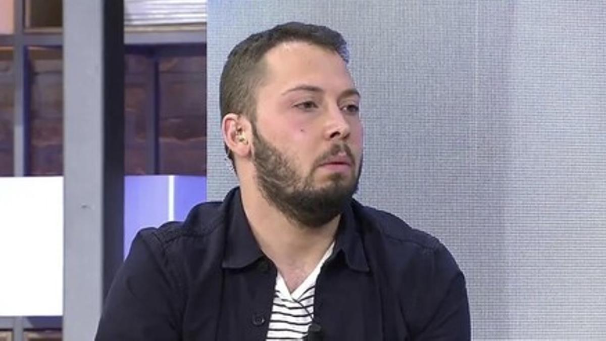 José Antonio Avilés, en Telecinco