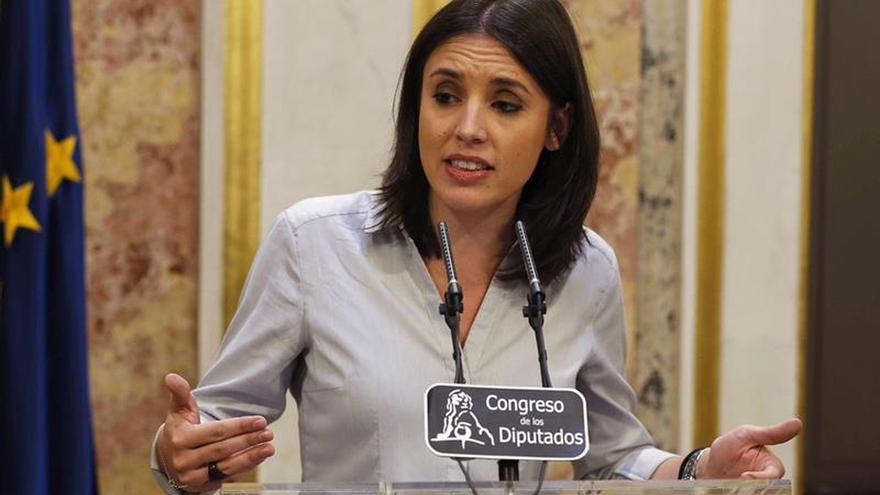 """Podemos a Montoro:""""Borrachera es la que se ha pegado el PP con la corrupción"""""""