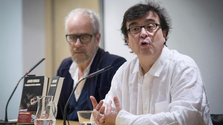 """Javier Cercas: """"El tema de la Guerra Civil en la literatura no se agota"""""""
