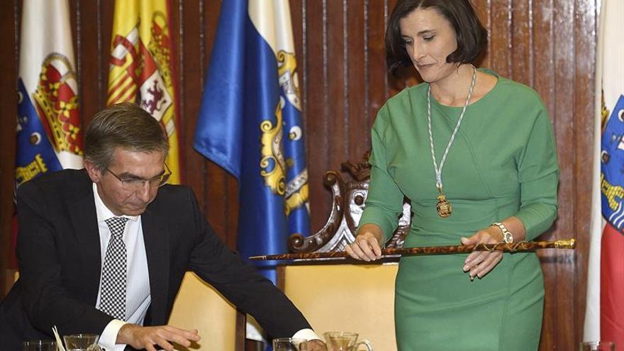 Gema Igual, alcaldesa de Santander en sustitución de Íñigo de la Serna