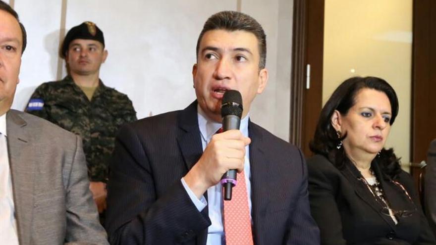 Supremo hondureño y fiscal internacional alinean trabajo contra la corrupción