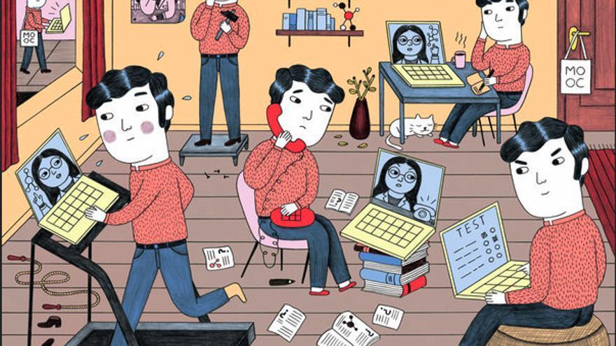 Ilustración: Ana Albero