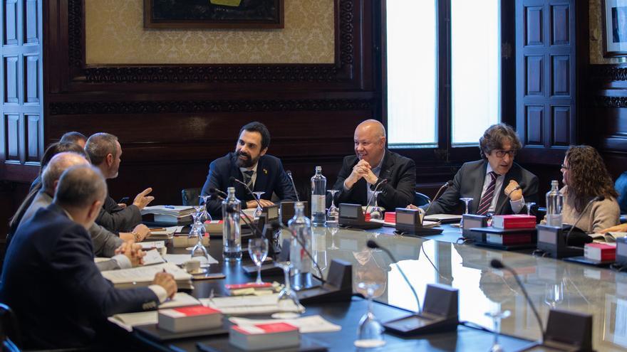 JxCat y ERC reabren negociaciones para intentar consensuar el presupuesto del Parlament catalán