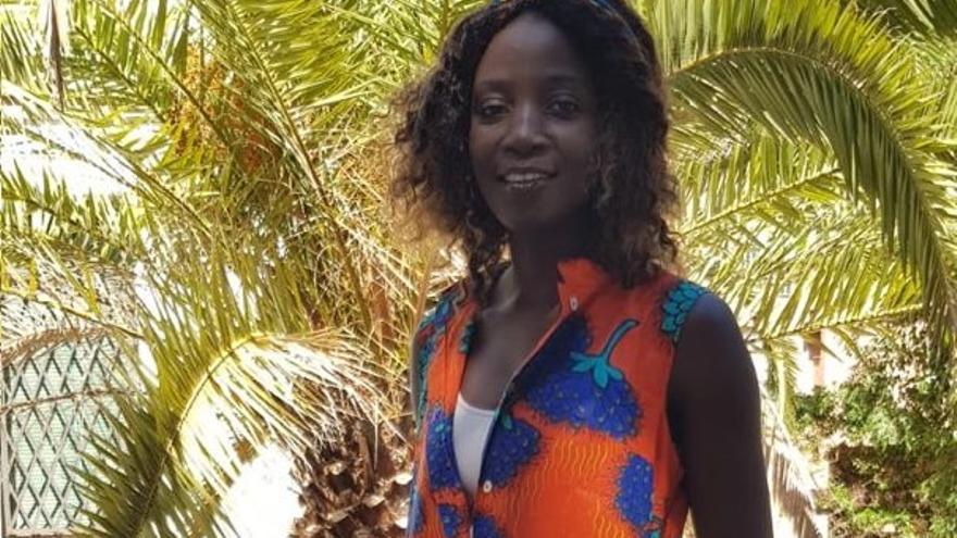 Marie Faye, exmantera y estudiante de ADE en Barcelona.