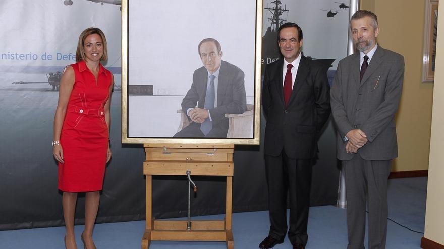 Nueve ministerios llevan gastados casi millón y medio de euros en retratos oficiales desde la Transición