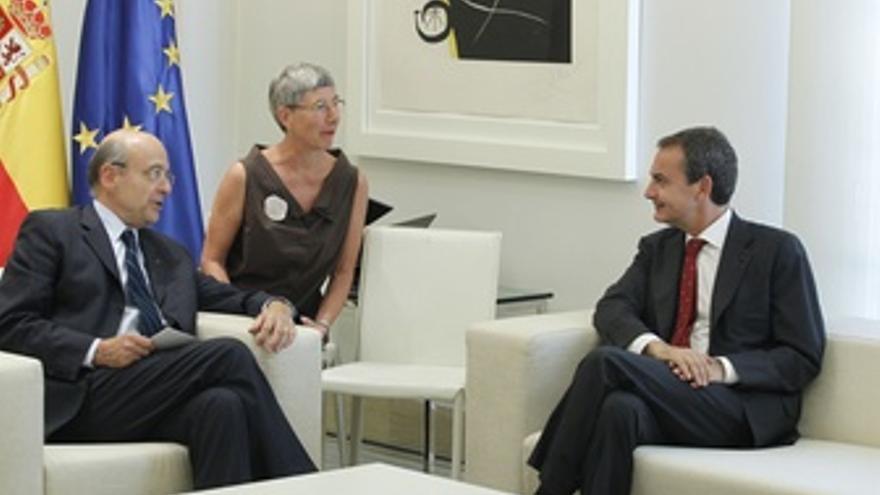 Zapatero Y Juppé