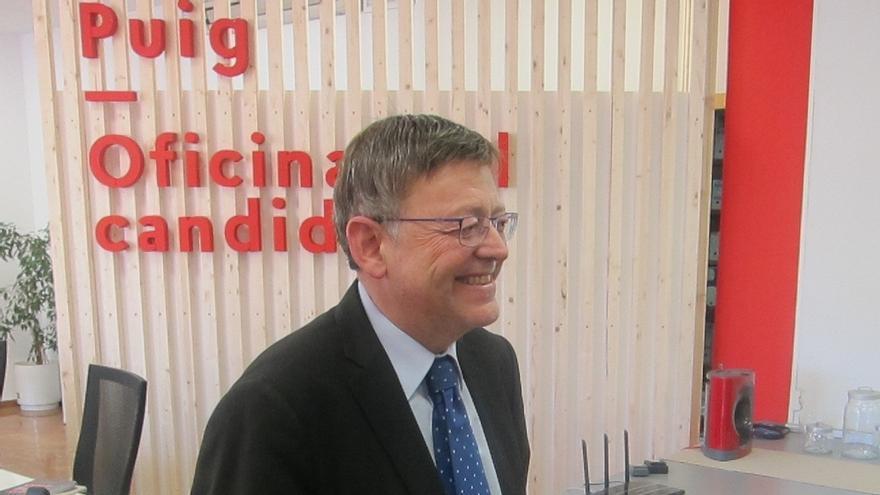 """Ximo Puig, sobre la corrupción en la Comunidad Valenciana: """"Tenemos un soponcio encima que no nos lo podemos quitar"""""""