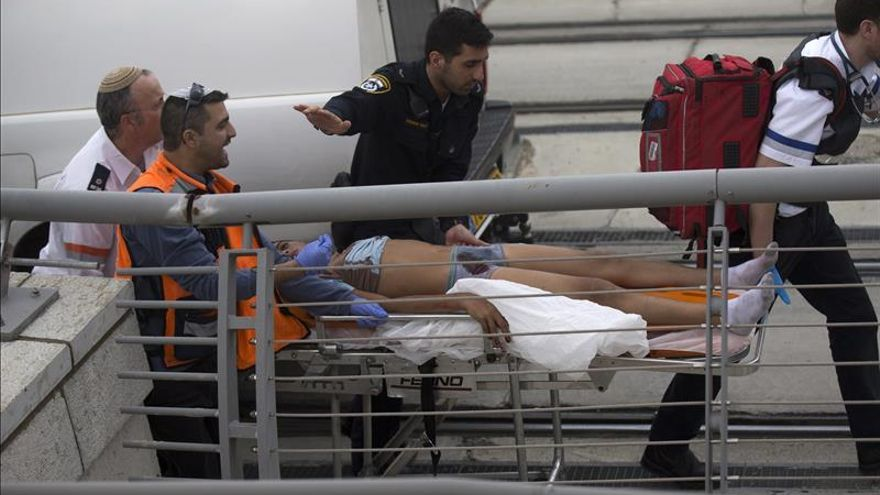 La ONU: 170 palestinos y 26 israelíes muertos en 2015 en ataques y choques