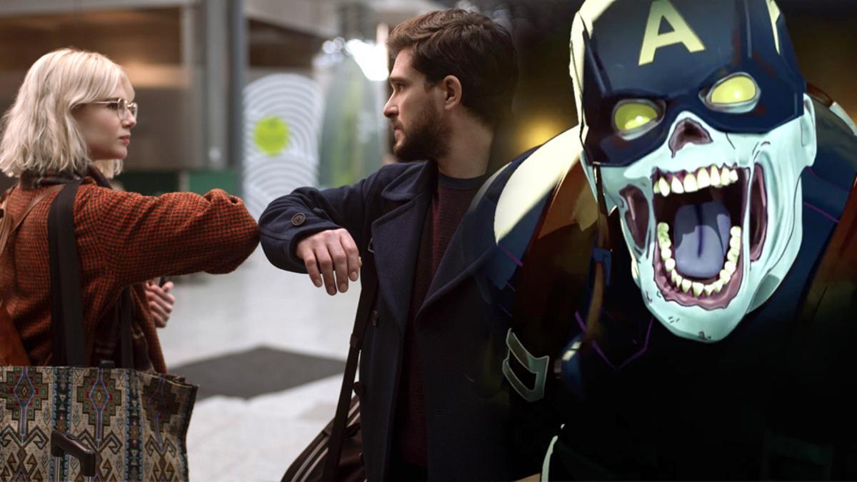 'Modern love' y 'What if...?', entre los estrenos de la semana