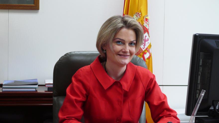 La presidenta de Sepides, Rosa Mosulén. Foto: SEPI