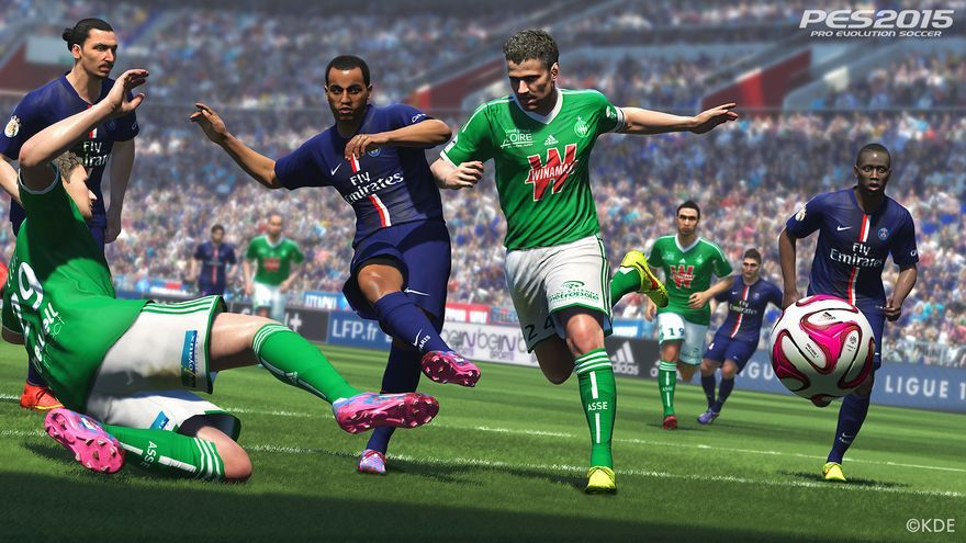 Pro Evolution Soccer 2015 PES 2015
