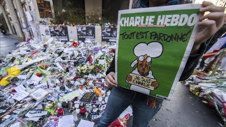 La versión en castellano de Charlie Hebdo estará en internet el próximo sábado