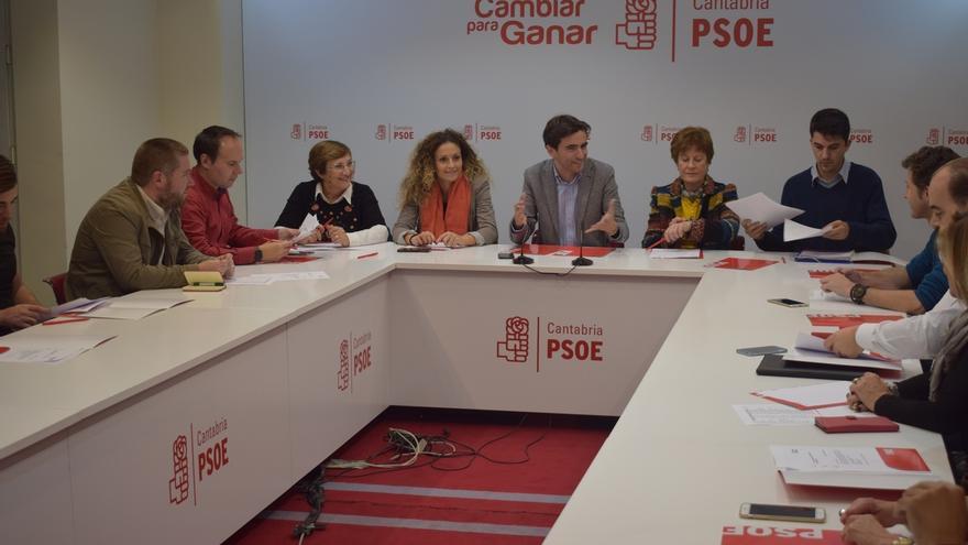 Nueva Ejecutiva del PSOE de Santander centrará su trabajo en barrios, empleo y políticas sociales