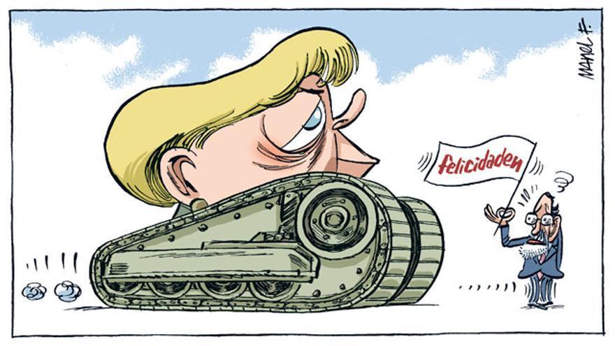 Más Merkel