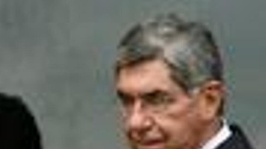 Óscar Arias, presidente de Costa Rica