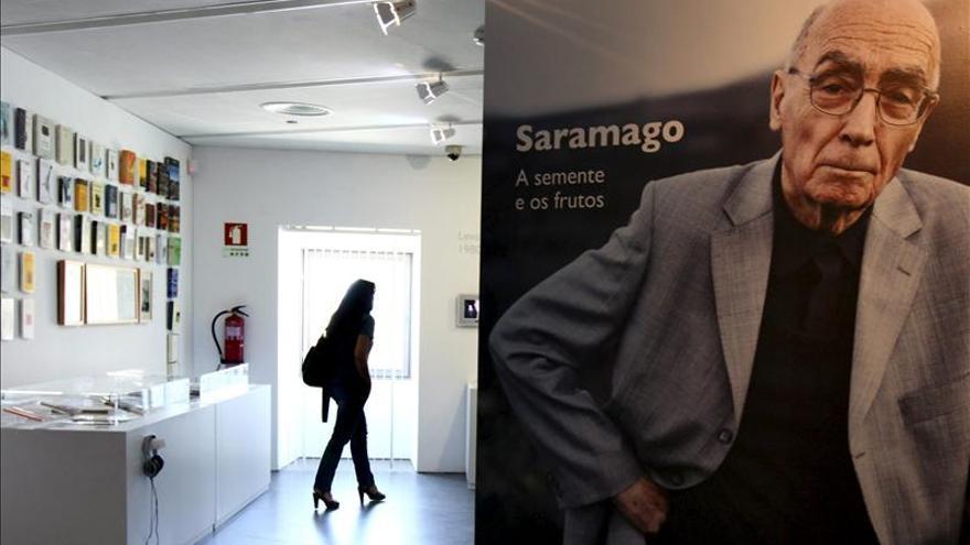 Un ensayo póstumo de Saramago sobre su obra se lanzará en la Feria de Bogotá