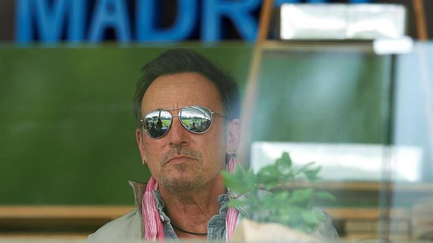 Servicios mínimos en metro hasta el 78% a la hora del concierto de Springsteen